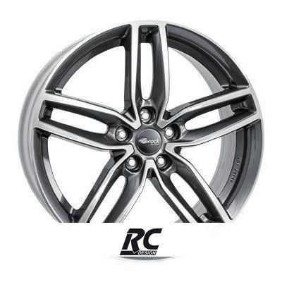 RC-Design RC 29 8.5x20 ET40 5x114.3 72