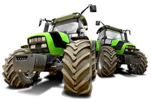 Pneus agricoles